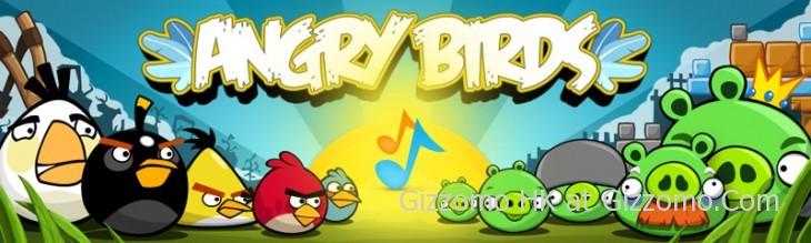 Angry Birds 電話鈴聲開放下載 (MP3/ M4R 格式)