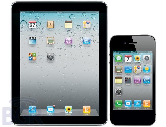 iPad 2 及 iPhone 5 將沒有 Home 鍵