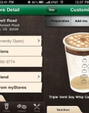 舉凡安裝該程式的黑莓機、iPhone 及 iPod Touch 都可直接把裝置放在櫃台的掃描器上進行付款, 使用者還可透過該程式檢視餘額, My Starbucks Rewards 獎勵活動, 以信用卡或 PayPal 儲值. 咖啡連鎖門市美國星巴克 (Starbucks) 自 2009 年 09 月起開始小幅測試行動付服務,...