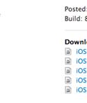 繼 Apple 早前推出了 iOS 4.3 Beta 2 開發者版本, 今天 Apple 又推出了 iOS 4.3 Beta 3 開發者版本; 分別適用於 iPad, iPhone, iPod...