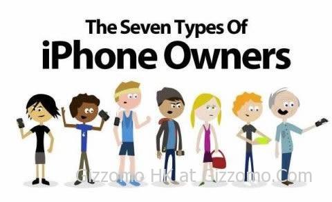 使用 iPhone 的七類人 — 你是屬於哪一種?