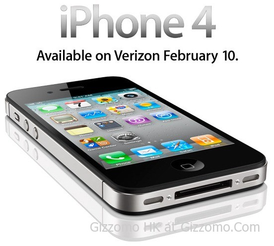 iPhone 4 Verizon 版本未正式開售前已突破 Verizon 歷來銷售紀錄