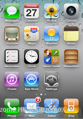 如何在 iOS 5 把音樂及影片 Apps 還原至 iPod App?