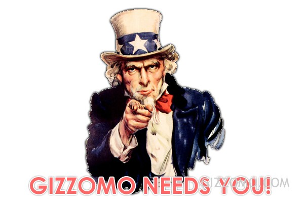 Gizzomo Needs You