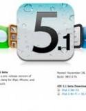 Apple 於上月尾推出了 iOS 5.1 開發人員測試版本,這是 iOS 5.1 的首個測試版本,版本號為 9B5117b。 隨之,Apple 亦放出 Xcode4.3 供開發者使用 iOS5.1 測試版支持iPhone4S,iPhone4,iPhone3GS,iPad2,iPad 和第三第四代 iPodtouch. 根據 Apple 公布的已知問題,其中包括...