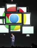 眾所周知,Chrome在電腦平台上的瀏覽速度,一直處於領頭位置.在今日的Google IO大會上正式宣佈了Chrome for iOS的發佈 Chrome 流覽器的流覽速度超快 ,現可在 iPhone、iPod touch 和 iPad 上使用 .登錄Google Account即可同步您電腦上的 Chrome 流覽器個性化設置 . 搜索快速 • 搜索和導航操作可直接通過同一個框快速執行...