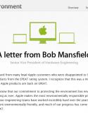 約在一個星期前, Apple 宣佈退出 EPEAT, 並表示將在列表上的所有合格產品, 包括通過 EPEAT 認證的產品, 會從 EPEAT 列表中刪除. Apple 是次的決定, 不但令大眾感到失望, 而且舊金山市政府亦同時宣佈將停止購買未通過 EPEAT 認證的 Apple 產品. 面對公眾的批評,...