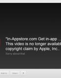 還記得俄羅斯開發者 ZonD80 (Alexey V. Borodin) 免 JB 破解 In-App Purchase 功能嗎? Apple 立即封鎖 In-App Purchase 漏洞, 同時保證 In-App Purchase 能繼續運行....