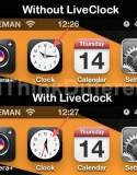 LiveClock 是一款能讓 iOS 主機上的時鐘圖示變更為重態顯示的 Cydia 軟件, 能夠在 iOS 主機主頁上正確顯示當前時間. LiveClock 早就出現在早前的 iOS 版本中, 遺憾的是這款 Cydia 軟件已經被它原本的開發者拋棄, 很久未進行更新了. 有幸的是, 今天有另一名開發者接手維護這款軟件, 並進行了有關更新;...