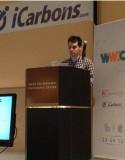 繼首位上台的演講者 Aaron Ash 講解後, 第二位上台的為 Joshua Tucker. Joshua 為 iOS 的概念藝術家及 ModMyi 前程式編碼員, 代表作有 CallBar, Reveal 及 Check 軟件. 而最近,...