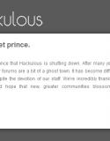 今天為 2012 年的最後一天, 既將踏入 2013 年之際, iOS 破解社區傳來一則轟天動地的消息. 經營 Installous 及 Apptrackr 的母公司 Hackulous 突然宣佈正式關站; 即日起, Installous 及 Apptrackr 的服務亦同告終止....
