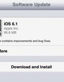 繼 iOS 6.1 Beta 5 發佈了數天左右, Apple 今天正式推出 iOS 6.1 版本, 供用家下載更新. 此次更新中還新增了支援全球多家電信商 LTE 網路的能力 (iPhone 為 36 家, iPad...